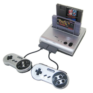 Twin Video Game Retro System