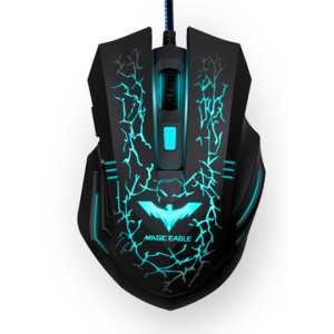 Wired Gaming Mouse LED COlors