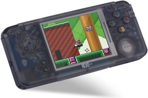 Handheld Game Emulator