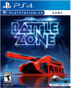 PSVR Battlezone - PlayStation VR