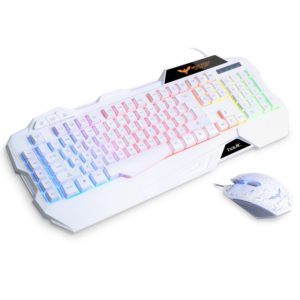Wired Gaming Keyboard and Mouse Combo