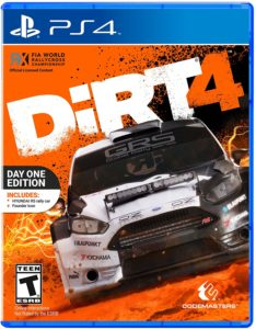 Dirt 4 PS4 Review