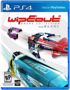 Wipeout PS4 - Omege Collection