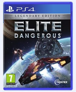 Elite Dangerous Legendary Edition (PS4) Review